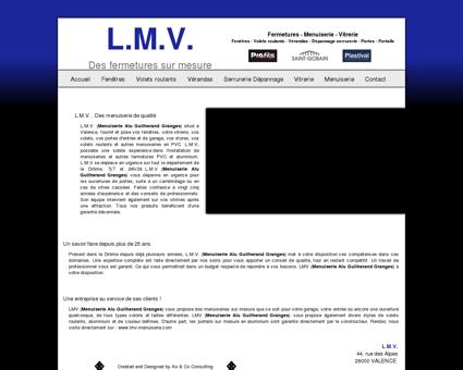 Menuiserie Alu Guilherand Granges - L.M.V. à...