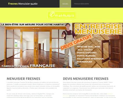 Atelier Menuisier Fresnes, Val-de-Marne...