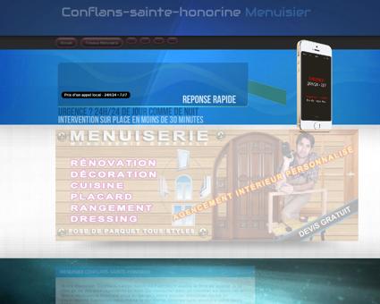 Menuiserie & Menuisier Conflans-sainte...