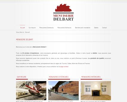 Menuiserie Delbart - Menuiseries Intérieures...