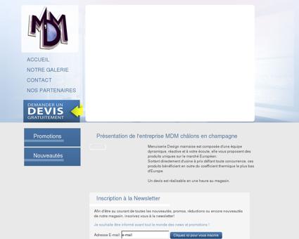 Menuiserie Design Marnaise à Châlons en...
