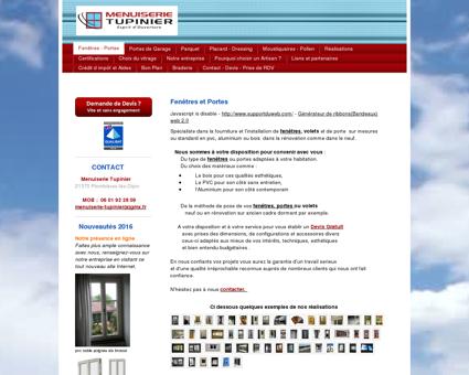 Fenêtres Dijon - Volets - Porte PVC,Bois et alu...