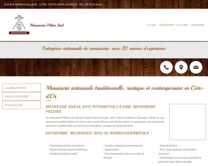 Menuiserie, Escaliers - Dijon | Menuiserie...