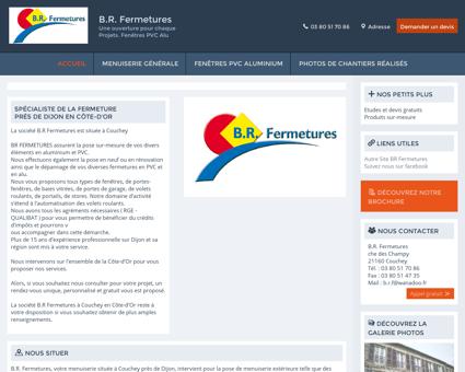 Menuiserie générale prés de Dijon en Côte-d'Or