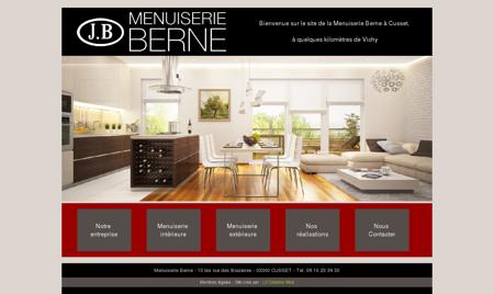 Bienvenue à la Menuiserie Berne à Cusset, à...