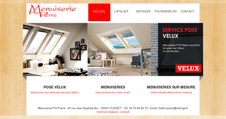Menuiserie Ptit Pierre - Menuisier...