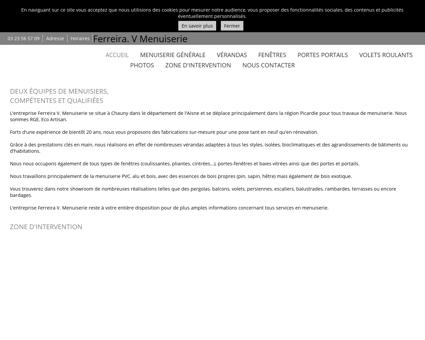 Menuiserie (entreprises) - Ferreira. V...