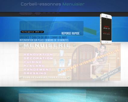 Menuiserie & Menuisier 91100 Corbeil...