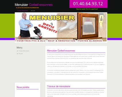 Atelier Menuisier Corbeil-essonnes,...
