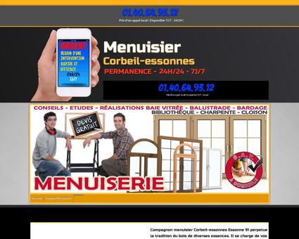 Menuiserie & Menuisier Corbeil-essonnes |...
