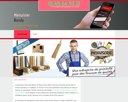 Société Menuisier Bondy - comparez nos tarif