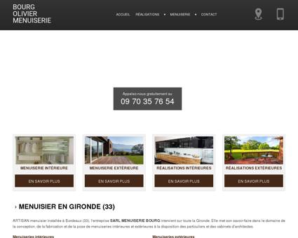 Menuisier, menuiserie intérieure - Bordeaux |...