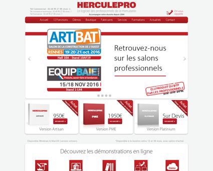 Herculepro menuiserie | herculepro.com