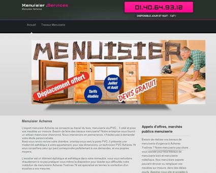 Société Menuisier 78260 Acheres |...
