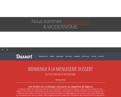 Menuiserie Dussert | Proche de Bagnères de...