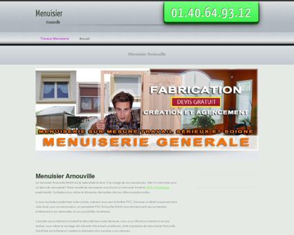 Menuiserie & Menuisier Arnouville   un devis...