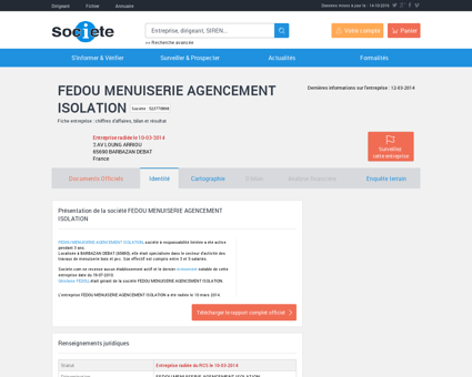 FEDOU MENUISERIE AGENCEMENT...