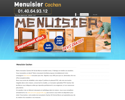 Atelier Menuisier 94230 Cachan | satisfaction...