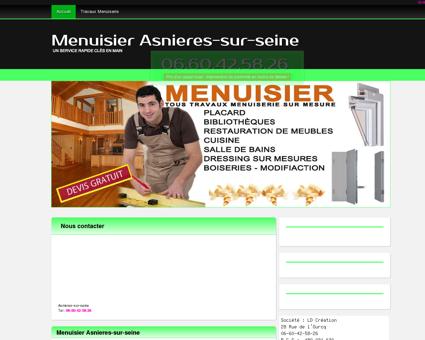 Atelier Menuisier Asnieres-sur-seine, Hauts-de...