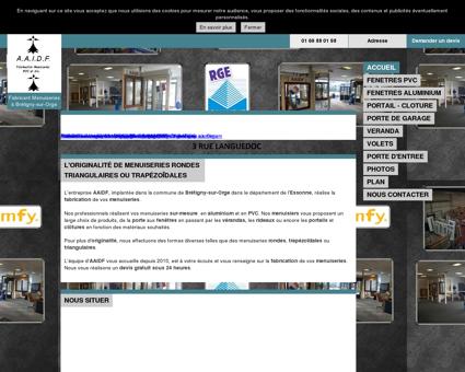 Fenêtres Brétigny sur Orge - AAIDF -...