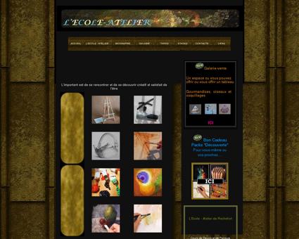 lecoleatelier : cours de peinture et de dessin en...