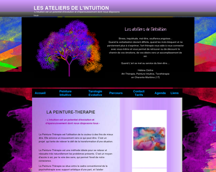 art therapie: les ateliers de l'intuition