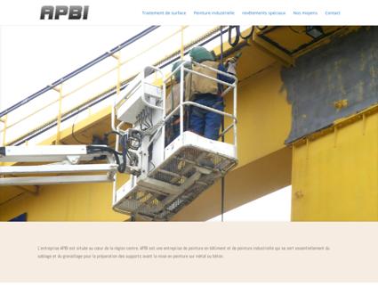 Application Peinture Batiment Industrie -...