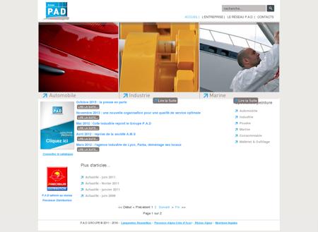P.A.D. Peinture - P.A.D. Peinture