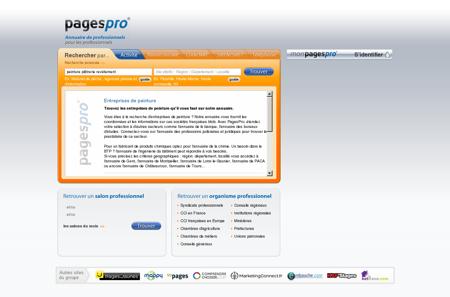 entreprises peinture - PagesPro - L'annuaire...