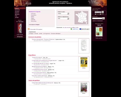 Aquitaine - Agenda des arts plastiques -...