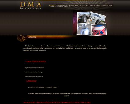 ACCUEIL - DMA Carrosserie Peinture - Dijon...