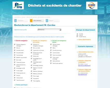 Corrèze : Centre de traitement des déchets et ...