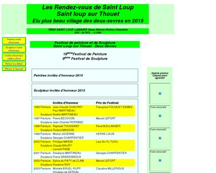 Syndicat d'Initiative du Val du Thouet: Action...