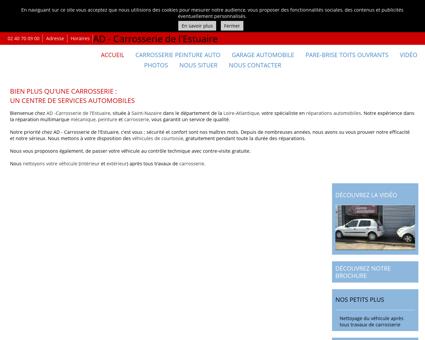 Carrosserie, peinture automobile - AD -...