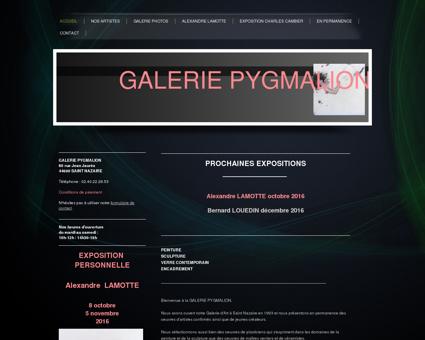 Galerie Pygmalion Saint Nazaire 44...