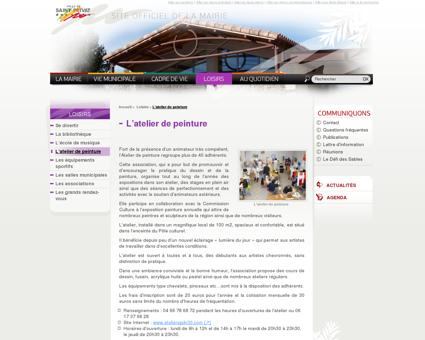 Mairie de Saint-Privat des Vieux - L'atelier de...