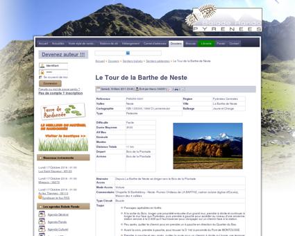 Le Tour de la Barthe de Neste - Balade &...