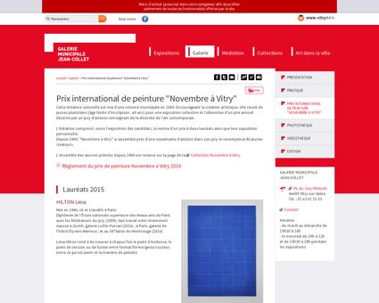 Prix international de peinture