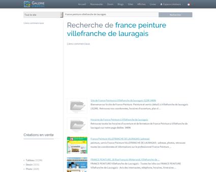 FRANCE PEINTURE VILLEFRANCHE DE...