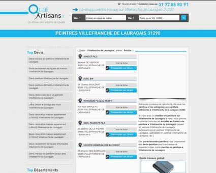 peintres Villefranche de Lauragais 31290 -...