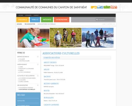 ASSOCIATIONS CULTURELLES - Communauté...