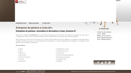 Entreprise de peinture Linas - JF PEINTURE :...