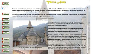 Voie d'Aure ou Chemin de la vallée d'Aure -...