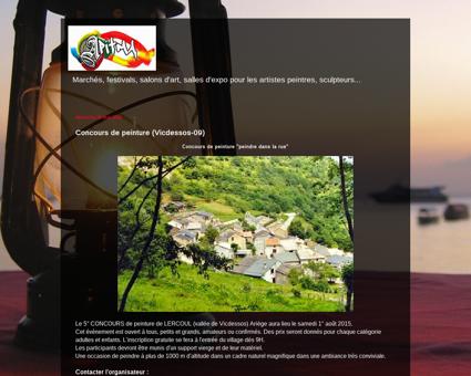 APITMA: Concours de peinture (Vicdessos-09)