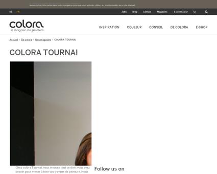 COLORA TOURNAI