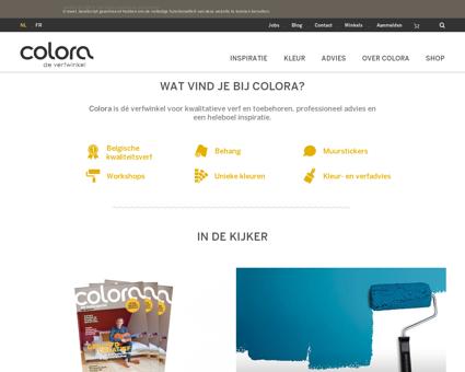 colora, le magasin de peinture