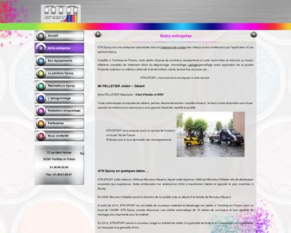 ATN Epoxy » Notre entreprise