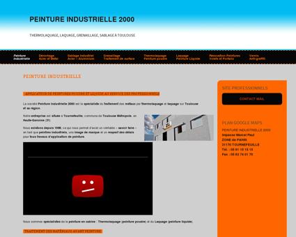 Peinture Industrielle 2000 Tournefeuille (31) |