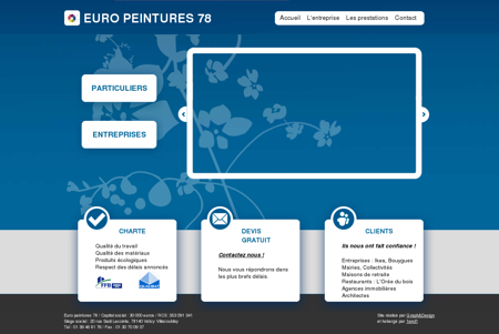 EURO PEINTURES 78