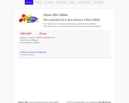 Espace Déco Dufour | Un décorateur d'intérieur...